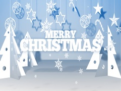 Paper Christmas Wishes Stock After Effects