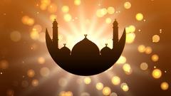 Ramadan Kareem 7 Stock Footage