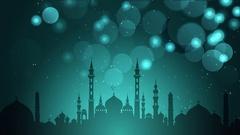 Ramadan Kareem 8 Stock Footage