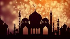 Ramadan Kareem 10 Stock Footage