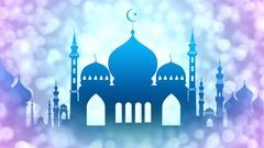 Ramadan Kareem 4 Stock Footage
