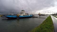 Port of Rotterdam Stock Footage