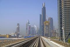 DUBAI,UNITED ARAB EMIRATES - 16 JUNE 2015 Stock Photos