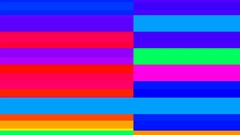 Abstact video background with bright stripes in style glitch.4k Stock Footage