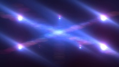 Flashing disco dance light effect Stock Footage