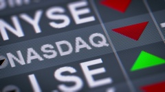 The Nasdaq Stock Market is an American stock exchange. Crisis. Looping. Arkistovideo