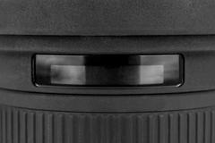 Lens modern digital camera distance indicator Stock Photos