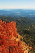 Incredible rock formation. Hoodoos in Bryce Canyon National Park. Utah, Uni.. Stock Photos