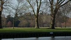 Beautiful Windsor in England Stock Footage
