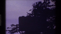 1984: sign: jurong hill park SINGAPORE Stock Footage