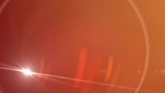 Colorful light loop abstract motion background Stock Footage