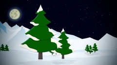 Christmas Card Stock After Effects