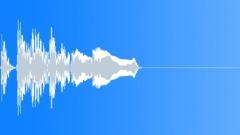 Bass Instrument Sound Branding For Multimedia Sound Effect