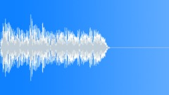 Bass Instrument Sound Branding For Media Sound Effect