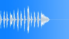 Bass Audiologo For Multi-Media Project Sound Effect