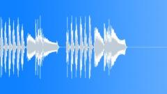 Bass Instrument Audio For Movie Scene Sound Effect