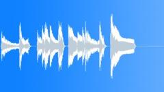 Upright Bass Audio For Film Scene Sound Effect