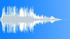 Dinosaur raptor taunt roar stereo Äänitehoste