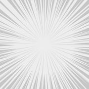 Comics Radial Speed Lines graphic effects. Vector Stock Illustration
