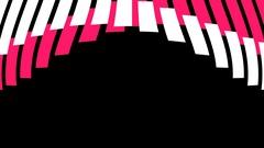 Club Stripes HD Background vj loop Stock Footage