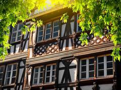 Petite France in Strasbourg Stock Photos