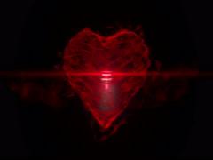 Love Heart Stock Footage