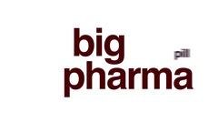 Big pharma animated word cloud. Stock Footage