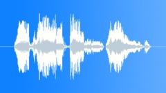UK female-Dj installed-Enthusiastic Sound Effect