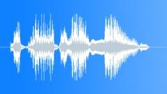 UK female-Prepare to move 1 Sound Effect