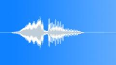 UK female-Warning 3 Sound Effect