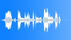 UK female-Warp engine engaged Sound Effect