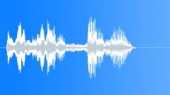 UK female-Transition failure Sound Effect