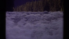 1979: an unstoppable mission on water CANADA Stock Footage
