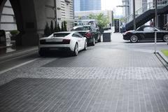 Lamborghini Diablo 2014 White Kuvituskuvat