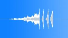 Cartoon Reverse Plops Sound Effect