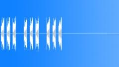 Hyper Thin Beep Sound Effect