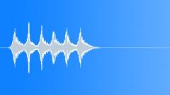 Cartoon Movement Sound Effect