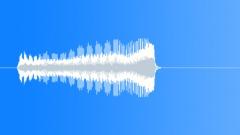 Cartoon Twisted Beep Sound Effect