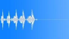 Cartoon Bubbles Drain Sound Effect