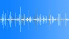 Wood hit truck van car fence Sound Effect