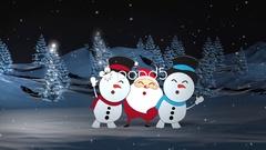 Christmas Kuvapankki erikoistehosteet