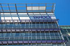 Yahoo Headquarters Sunnyvale Stock Photos