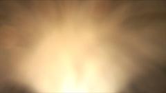 Abstract northern lights aurora borealis Stock Footage