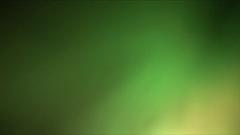 Abstract aurora borealis flashing light traffic car Stock Footage