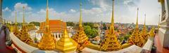 Capital city Bangkok Stock Photos