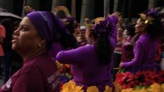 The Slut Walk Women Protest Stock Footage