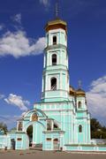 Cathedral in Perm. Stock Photos