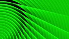 Deco Green Elegant Concentric Circles Abstract Motion Background Loop Slow 28 Stock Footage