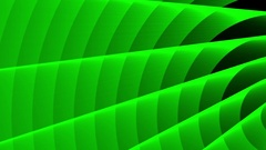 Deco Green Elegant Concentric Circles Abstract Motion Background Loop Slow 09 Stock Footage