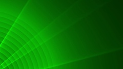 Deco Green Elegant Concentric Circles Abstract Motion Background Loop Slow 17 Stock Footage